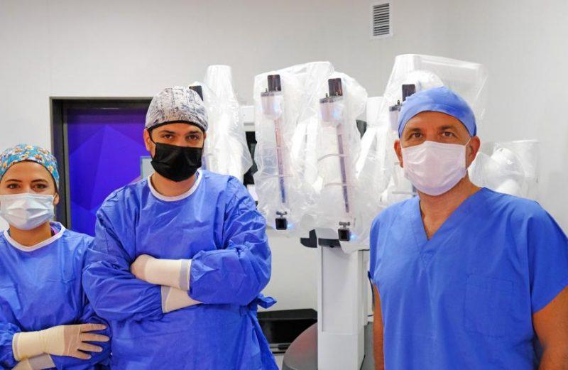 Da Vinci X Cerrahi Sistemi