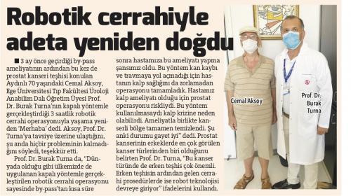 Prof. Dr. Burak Turna