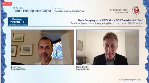 Rezum'un BPH Tedavisindeki Yeri - 14. Endouroloji Kongresi 2021