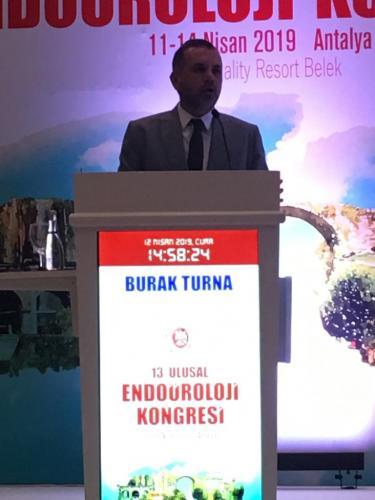 13. Ulusal Endoüroloji Kongresi 2019